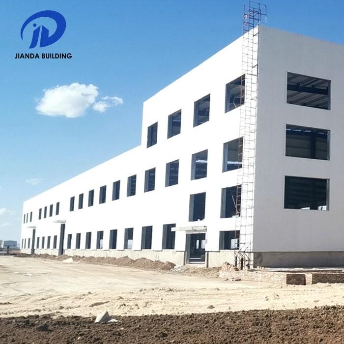 山东钢结构厂房