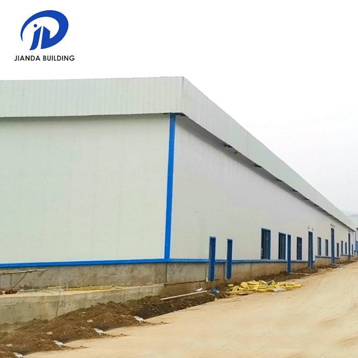 浙江钢结构多层钢框架设备平台